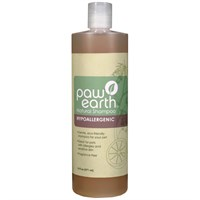 Paw Earth Natural Shampoo - Hypoallergenic (16 fl oz)