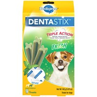 Pedigree Dentastix Fresh - Small/Medium (9 Treats)
