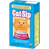 Pet-Ag Cat-Sip Real Milk Treat for Cats & Kittens (8 fl oz)