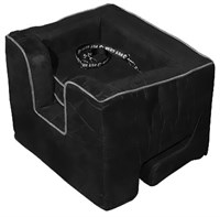 Pet Gear Booster Car Seat - Large Black
