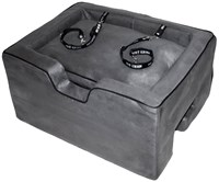 Pet Gear Booster Car Seat - Large Charcoal