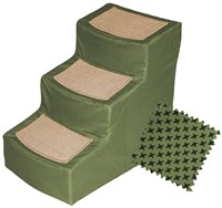Pet Gear Designer Stair lll with Removeable