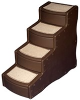 Pet Gear Easy Step IV - Chocolate