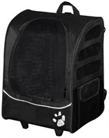 Pet Gear I-GO Plus Traveler - Black