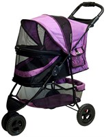 Pet Gear No-Zip Special Edition Stroller - Orchid