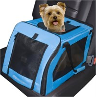 Pet Gear Signature Pet Car Seat & Carrier - Aqua