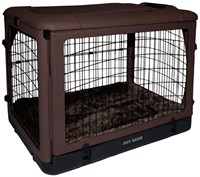 Dog Suppliespet Home & Travel Essentialscratespet Gear The Other Door Steel Crate