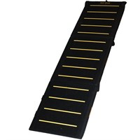 Pet Gear Tri-Fold Pet Ramp Reflective -