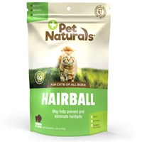 Pet Naturals Hairball for Cats (30 chews)