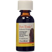 Pet-Tinic (1 oz) by Pfizer