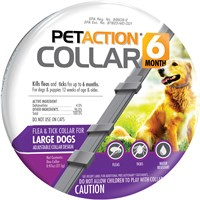 PetAction Flea & Tick Collar for Large Dogs