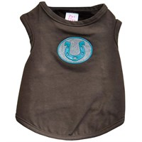 PET FLYS Lucky Horseshoe TANK TOP