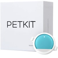 PETKIT P2 Smart Activity Monitoring Pet Tracker - Teal/Blue