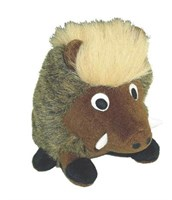 PetLou Colossal Warthog Plush Dog Toy 14""