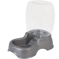 Petmate Cafe Waterer 1.5 Gallon - Pearl White
