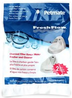 Petmate Fresh Flow Replacement Filter (2 pack) 12Pk Clip Strip