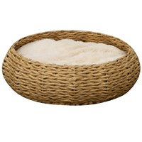 Petpals™ Paper Rope Round Bed