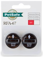 PetSafe 6V Lithium Battery Module Dual Pack