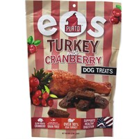 Plato EOS Turkey & Cranberry Dog Treats (12 oz)