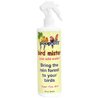 Poop-Off® Bird Mister Bottle