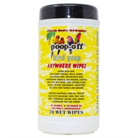 Poop-Off Bird Poop Anywhere Wipes (70 count)