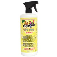 Poop-Off Bird Poop Remover - Spray (32 fl oz)