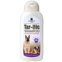 PPP Tar-ific™ Skin Relief Shampoo (12 oz)