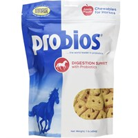 Probios Digestion Support Horse Treats (1 lb)