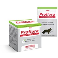 Proflora® Probiotic for Dogs (30 Servings)
