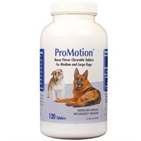 ProMotion for Med/Large Dogs (120 tablets)