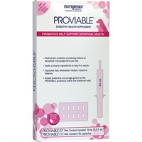 Proviable 15mL Kit with 10 DC capsules for Cats and Small Dogs