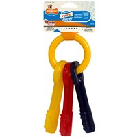 Nylabone Puppy Teething Keys ? LARGE (7.75?)