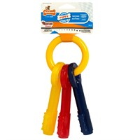 Nylabone Puppy Teething Keys ? EXTRA SMALL (5.5?)