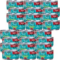 Image of Purina ONE Grain Free - Beef Recipe Canned Cat Food (24x3 oz)