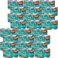 Image of Purina ONE - Grain Free Chicken Pate Recipe Premium Canned Cat Food (24x3 oz)