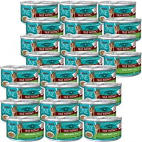 Image of Purina ONE - Turkey Recipe in Gravy Canned Cat Food (24x3 oz)