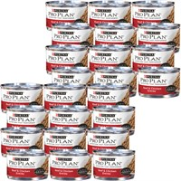 Image of Purina Pro Plan - Beef & Chicken in Gravy Entree Canned Adult Cat Food (24x3 oz)