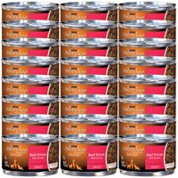 Purina Pro Plan Savor - Beef Entre with Carrots Canned Adult Cat Food (24x3oz)
