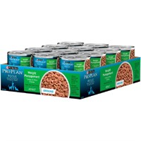 Purina Pro Plan Cat Weight Management Turkey & Rice (24x3oz)