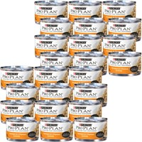 Image of Purina Pro Plan - Chicken & Cheese Entree in Gravy Canned Adult Cat Food (24x3 oz)