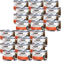 Image of Purina Pro Plan - Classic Grain Free Chicken & Spinach Entree Canned Adult Cat Food (24x3 oz)
