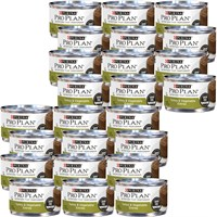 Image of Purina Pro Plan - Classic Grain Free Turkey & Vegetable Entree Canned Adult Cat Food (24x3 oz)