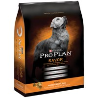 Purina Pro Plan Savor - Shredded Blend Chicken & Rice Dry Adult Dog Food (18 lb)