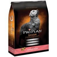 Purina Pro Plan Savor - Shredded Blend Lamb & Rice Dry Adult Dog Food (8 lb)