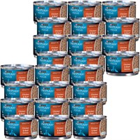 Image of Purina Pro Plan Focus - Classic Chicken & Beef Entree Canned Senior 11+ Cat Food (24x3 oz)
