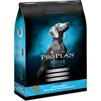 Purina® Pro Plan® Focus® - Large Breed Dry Puppy Food (34 lb)