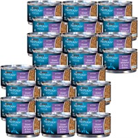 Image of Purina Pro Plan Focus - Flaked Ocean Whitefish & Tuna Entree Canned Kitten Food (24x3 oz)