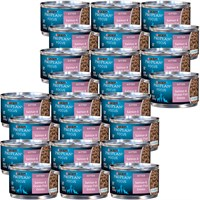 Image of Purina Pro Plan Focus - Classic Salmon & Ocean Fish Entree Canned Kitten Food (24x3 oz)