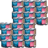 Image of Purina Pro Plan Focus - Classic Salmon & Tuna Entree Canned Senior 11+ Cat Food (24x3 oz)