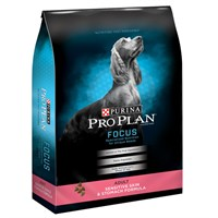 Purina® Pro Plan® Focus® - Sensitive Skin & Stomach Dry Adult Dog Food (18 lb)